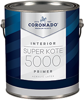 Paul's Paint Super Kote 5000 Primer is a vinyl-acrylic primer and sealer for interior drywall and plaster. It is quick drying and is easy to apply. Super Kote 5000 Primer demonstrates excellent holdout, providing a strong foundation for latex or oil-based finishes.boom